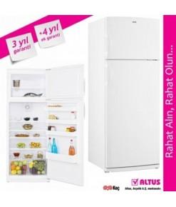 Altus AL 366 T A+ 550 Lt Statik Buzdolabı