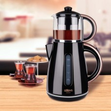 Elektrikli Ev Aletleri - Stilevs ÇAYS CM-16 Çay Makinesi
