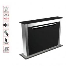 Ankastre - Termikel Thyme XB90 90Cm Dekoratif Hareketli Panel Asansörlü Davlumbaz