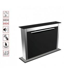 Termikel Thyme XB90 90Cm Dekoratif Hareketli Panel Asansörlü Davlumbaz